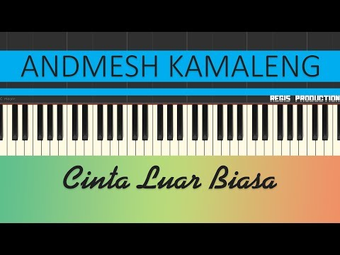 Andmesh Kamaleng - Cinta Luar Biasa (Karaoke Acoustic) by regis