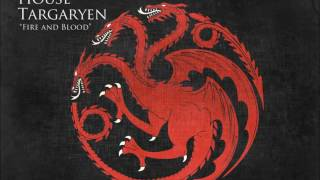 Game of Thrones-Soundtrack House Targaryen.