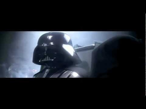 Darth Vader voice over- Mein Führer I CAN WALK!