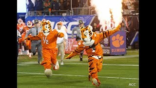 Clemson Tigers Playoff Hype 2018