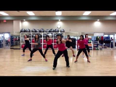 talk Dirty - Jason Derulo- Zumba & Dance Jam With Leilani Wilson video
