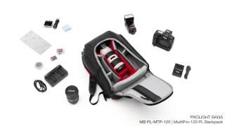 Manfrotto Pro Light  Bags Multipro 120 Backpack PL MB PL MTP 120