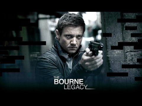 The Bourne Legacy - Movie Review By Chris Stuckmann