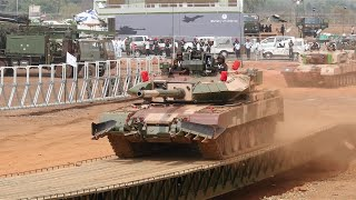 Defexpo 2016 Live Demonstration