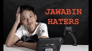 Download Lagu JAWABIN HATERS :) hohoho Gratis STAFABAND