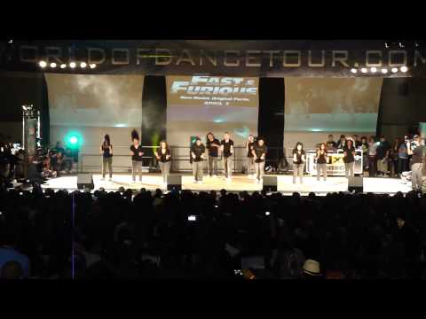 Barkada Modern (b.Mod) at World Of Dance 2009 - Pomona Fariplex [HD] Music Videos