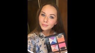 Быстрый макияж косметикой Mary Kay+акция для новичков октября 2017
