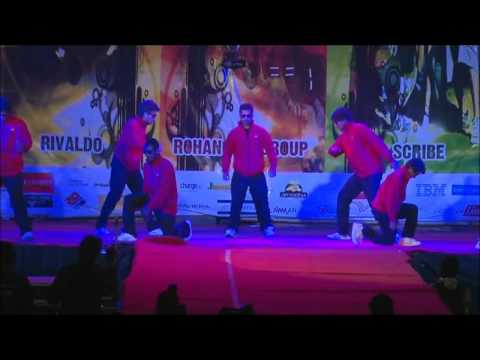 Rohan & Group At B.i.t Mesra, Ranchi video