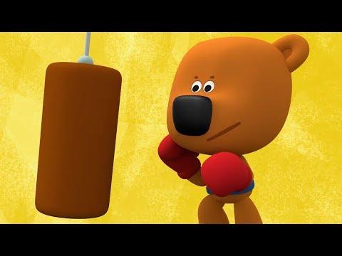 Ми-ми-мишки - Новые серии! - Сила Сани - Мультики для детей