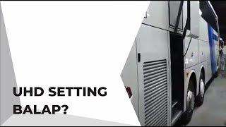 SETTING BALAP!! FULL REVIEW UHD K410 STJ