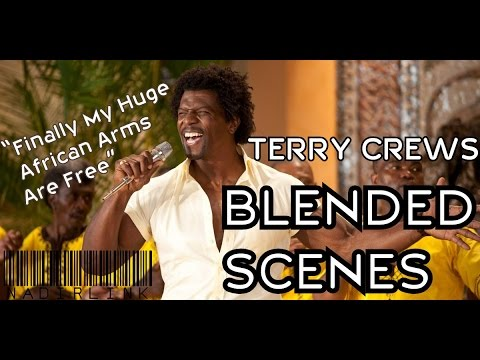 Terry Crews Blended Scenes