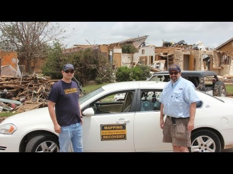 Kent State Researchers Map Towns Hit by Tornadoes