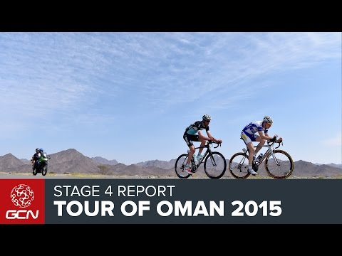 Tour Of Oman 2015 - Stage 4 Race Report