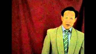 Gameshow Host / Announcer audition tape Mark OFuji