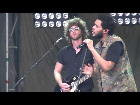 The Weeknd - High For This (Ottawa Bluesfest 2012)