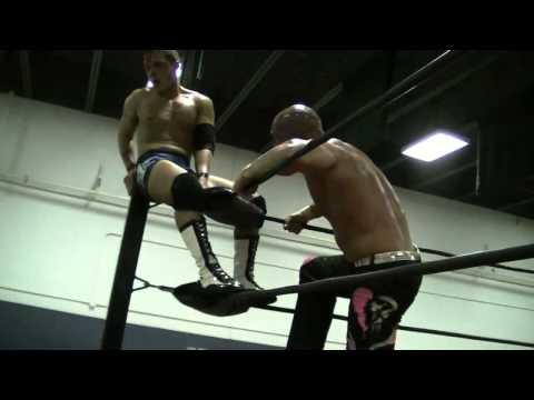 SCWA Wrestling - Joey Silvia vs Lee Valiant vs Damien Wayne Aug 11 2012