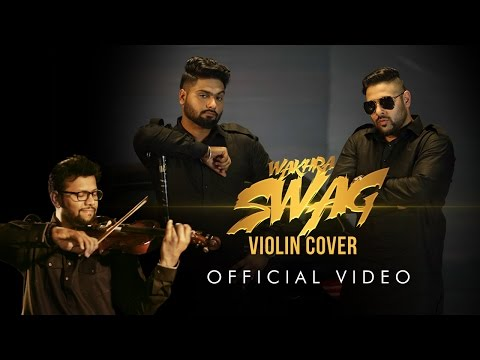 Wakhra Swag | Violin Cover | Sandeep Thakur | New Video Song
