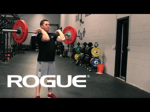 Movement Demo - The Power Clean Image 1