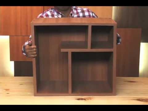 As se hace una puerta para gabinete youtube for Como hacer un marco de madera para puerta