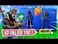 XP RAPIDEMENT LE PALIER 100 !! SKIN MAX LYCAN & CALAMITÉ Sur Fortnite !