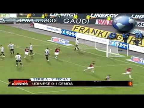 GENOA vs UDINESE 1-0 Liga Italiana 2010 [FULL] (GCN News)