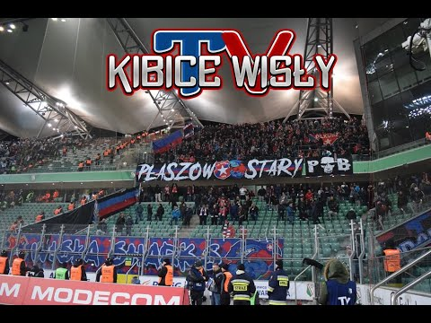 Kibice Wisły Kraków W Warszawie - 12.03.2017