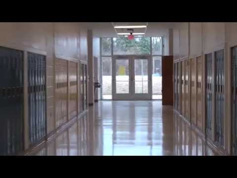 Empty Thomas Stone High School