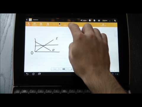 How Supernote for Android Tablets Works