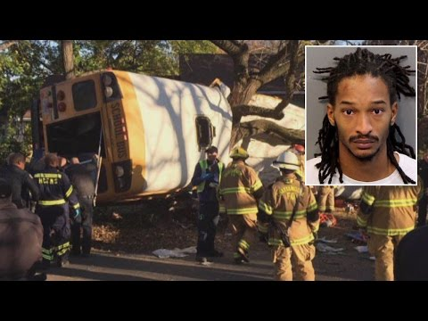 Mom of Victim In Deadly School Bus Crash: He Asked Them If They're Ready To Die