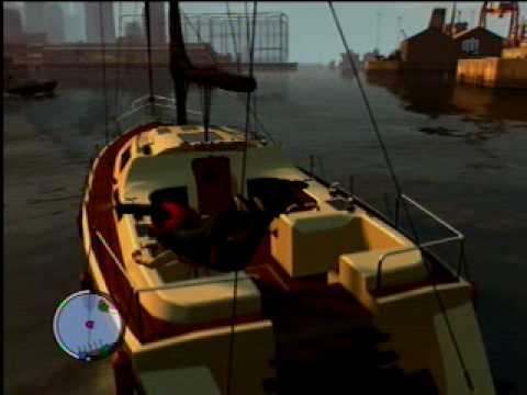 Swingset Glitch Location. Flying Boat Glitch GTA IV!