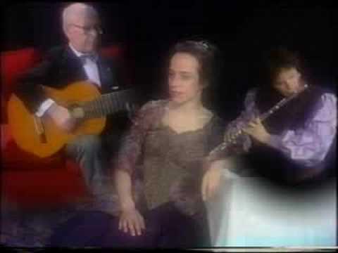 Narciso Yepes plays for the Trio Yepes: Nana by Manuel de Falla