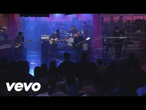 The Shins - Saint Simon (Live On Letterman)
