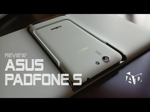 Review Asus Padfone S & Padfone S Station : AppDisqus Channel