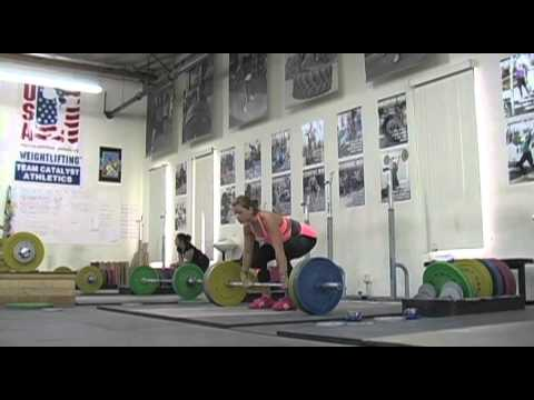 Catalyst Athletics Olympic Weightlifting 5-2-13 Image 1