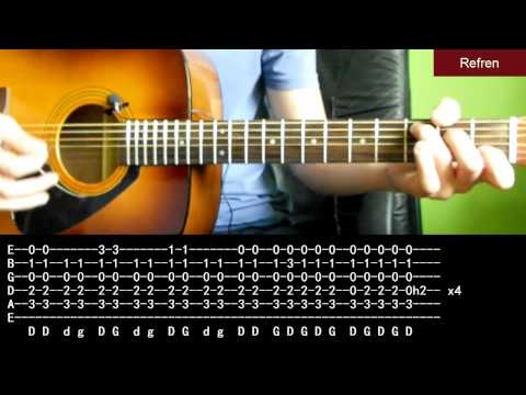 Jak Zagrać - Dżem - Autsajder - Kompletna Lekcja HD