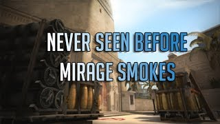 TOP 5 UNSEEN MIRAGE SMOKES