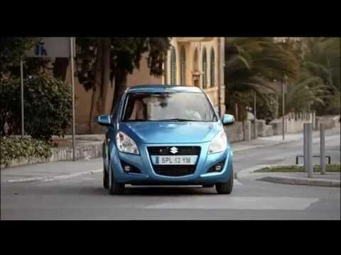 Suzuki Splash - динамика, управляемость и комфортабельность (Промо)