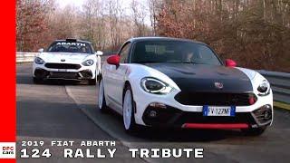 2019 Fiat Abarth 124 Rally Tribute