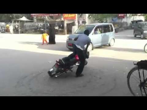 Aay Lao Ji : motor bike in Gujranwala
