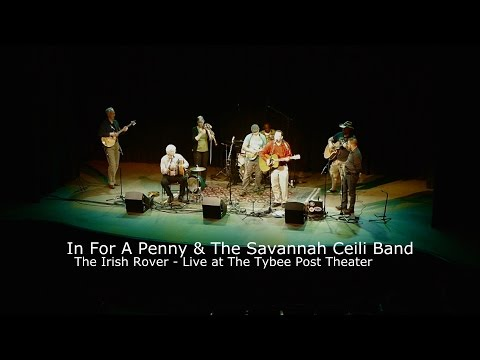 Irish Rover - In For A Penny - Savannah Ceili Band
