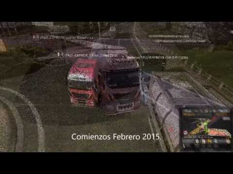 TSCL-EXPRESS | Chile-Internacional | Euro Truck Simulator 2 Multiplayer.