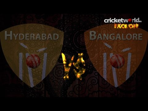 IPL 2015 Face-Off - Sunrisers Hyderabad v Royal Challengers Bangalore - Game 52