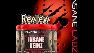 Insane Veinz de Insane Labz