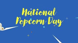 Kernels National Popcorn Day