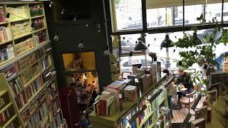 Бизнес - идея: книжный магазин и кофейня.