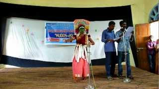 MIIT College Day 2012 : Ottam Thullal by S5 MCA