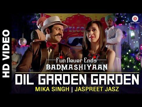 Garden Garden Gave Official Video | Badmashiyaan | Mika Singh & Jaspreet Jasz video