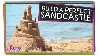 4 Steps to the Perfect Sandcastle!