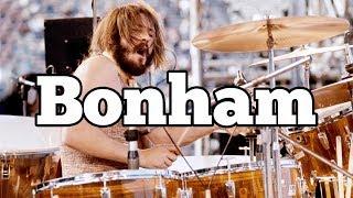 Download Lagu John Bonham: Achieving The Bonham Drum Sound Gratis STAFABAND