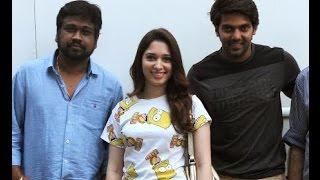 Arya, Santhanam and Rajesh team up once again | Tamannaah Next Movie